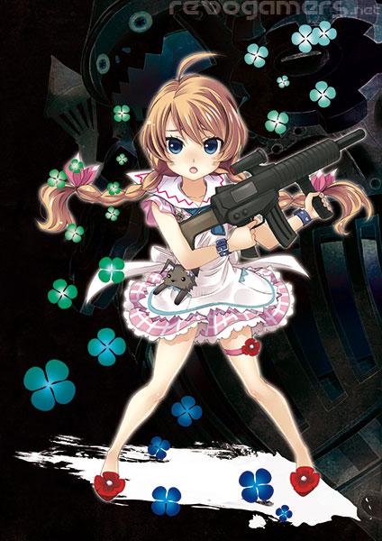 Zombie Panic in Wonderland WiiWare reportaje Revogamers