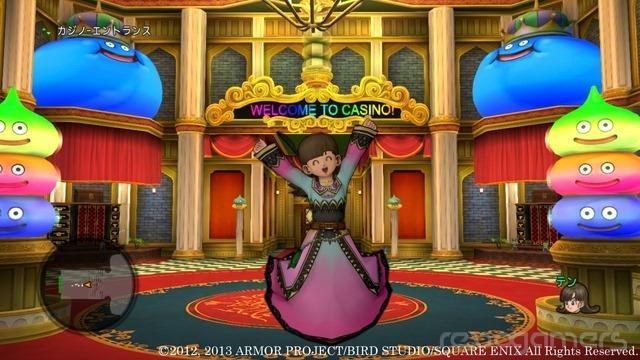 Expansión Dragon Quest X Wii
