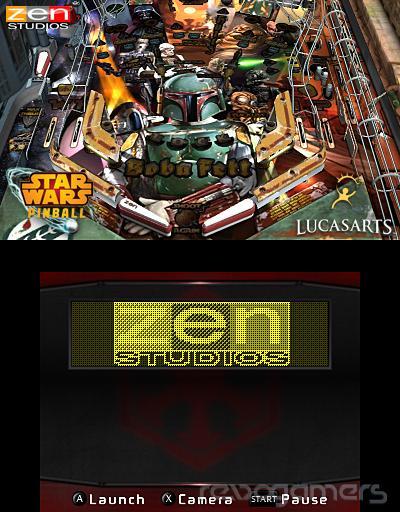 Star Wars Pinball 3DS