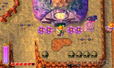 Zelda 3DS an�lisis