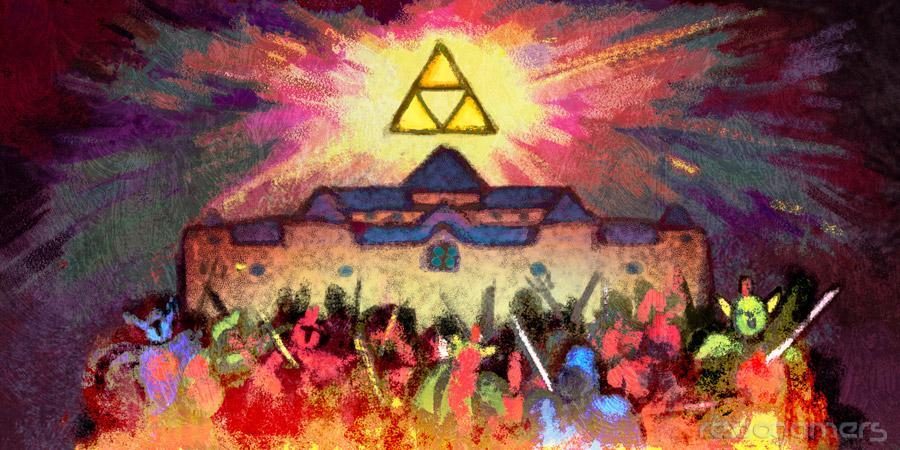 Zelda película