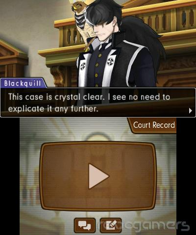 Análisis Ace Attorney