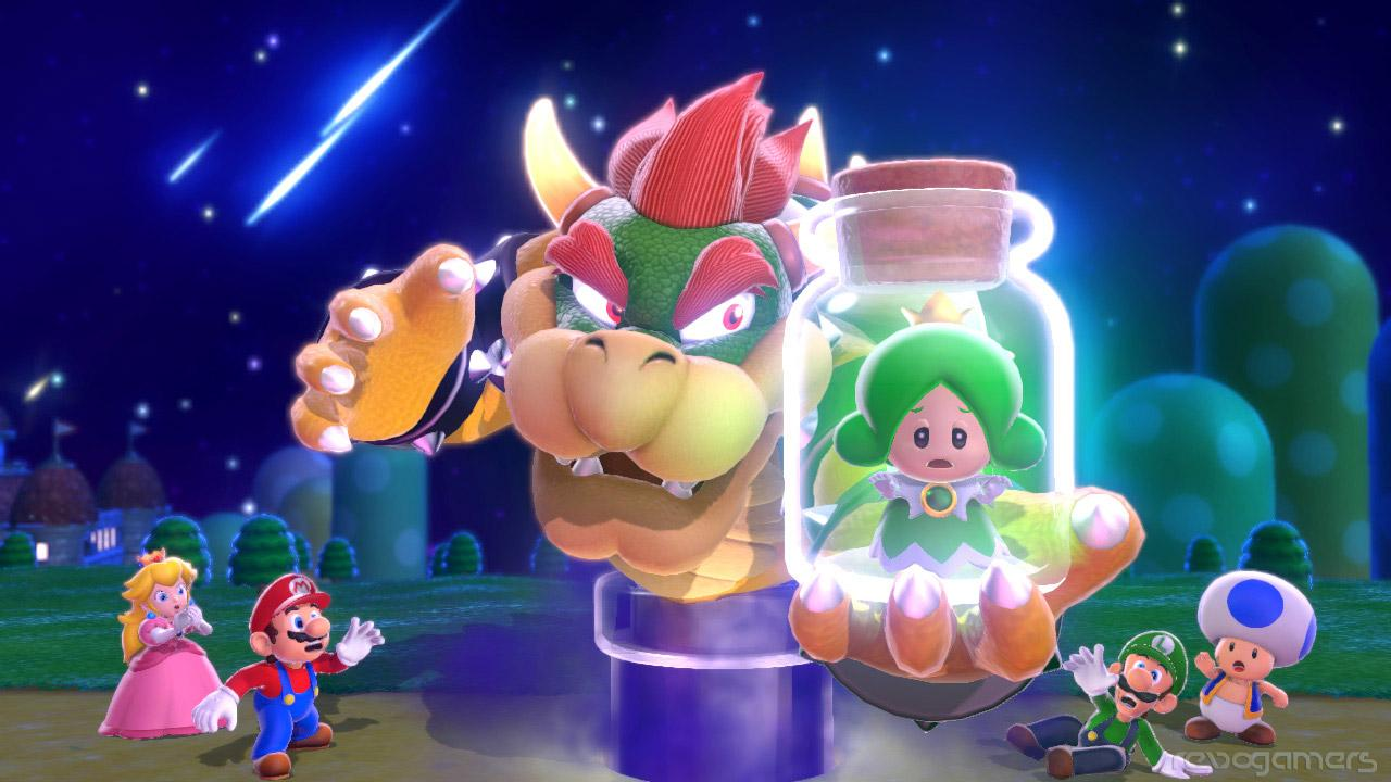 Trucos para Super Mario 3D World para Wii U