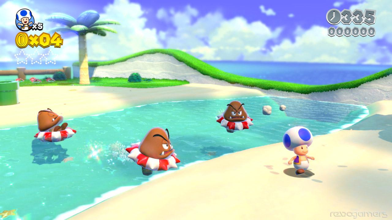 Eneros de Nintendo