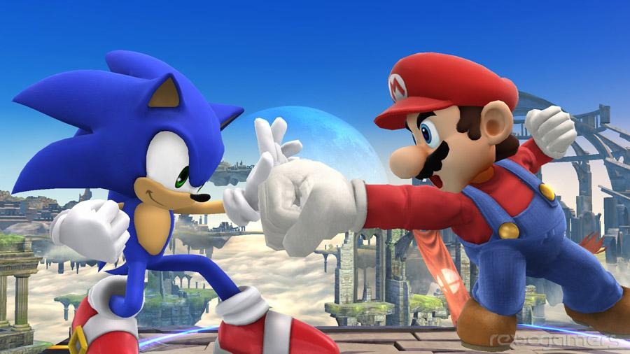 Super Smash Bros fecha Wii U