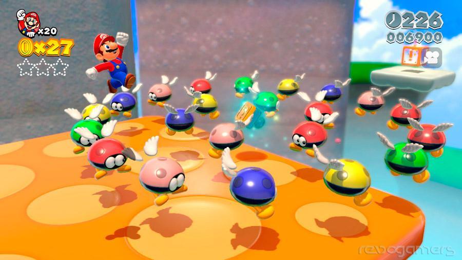 Super Mario 3D World impresiones
