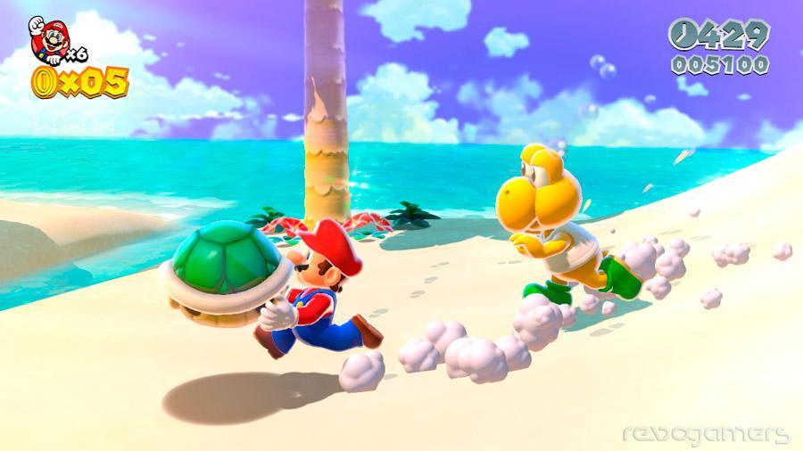 Nintendo, Mario necesita compañía para vender consolas