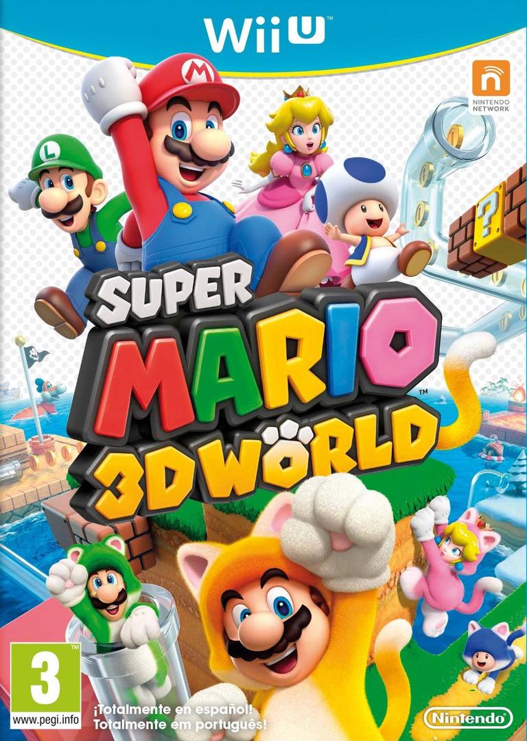 Ventas Super Mario 3D World