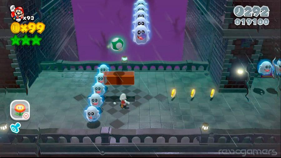 Super Mario 3D World Wii U análisis