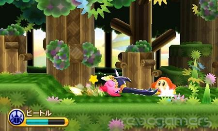 Kirby Triple Deluxe para Nintendo 3DS