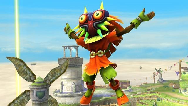 Sakurai fecha Smash Bros. Wii U