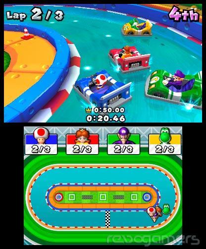 Mario Party: Island Tour - Impresiones