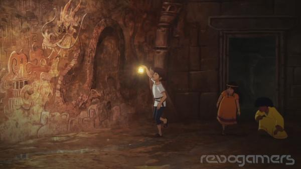 The Mysterious Cities of Gold: Mundos Secretos Wii U