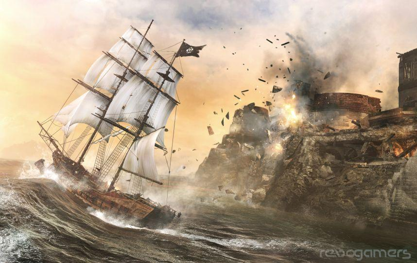 Assassin´s Creed IV black Flag análisis