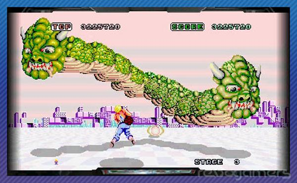 SEGA 3D Classics 1 – Consola Virtual de Nintendo 0
