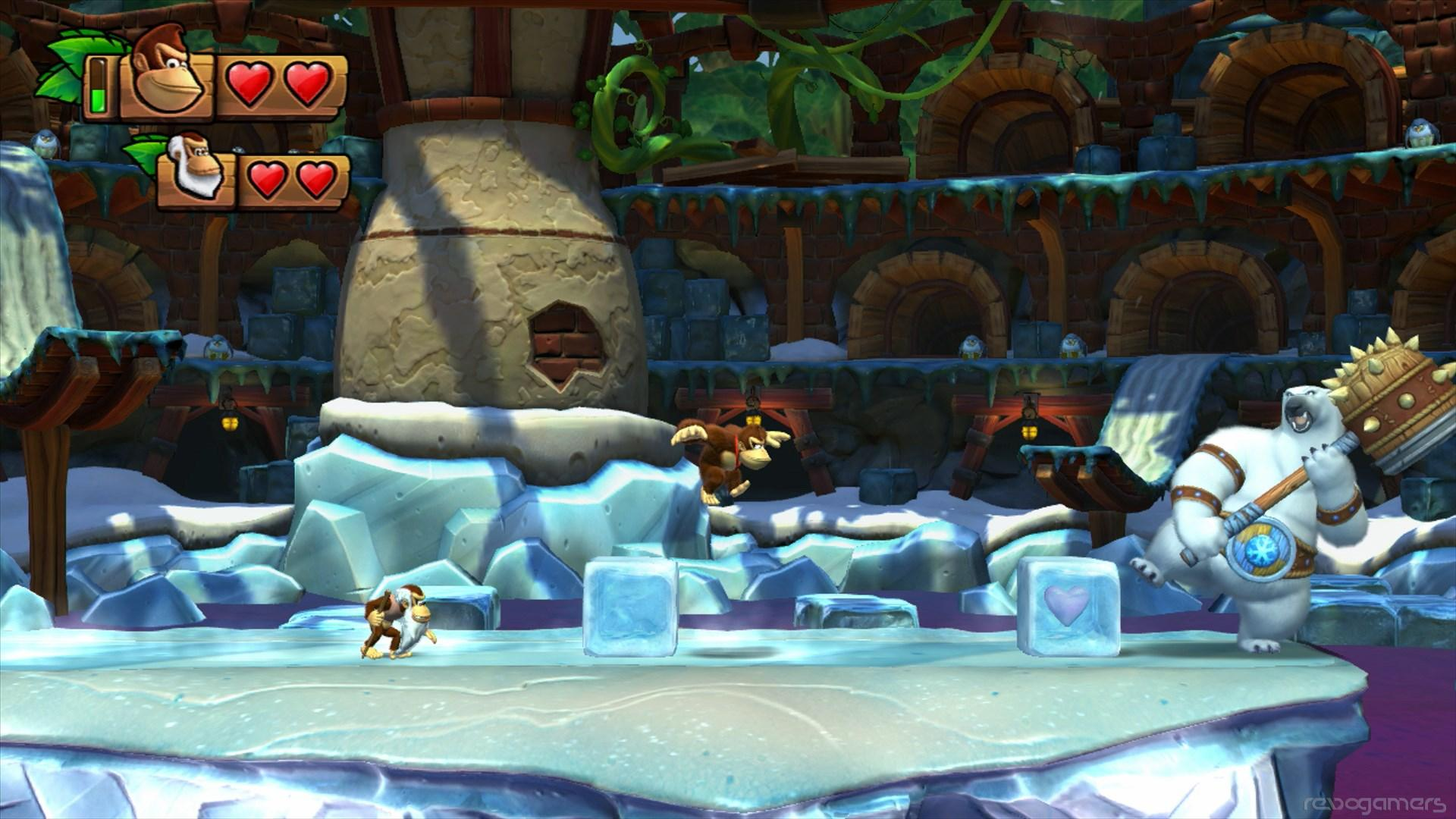 Impresiones Donkey Kong Country Tropical Freeze Wii U