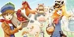 Safaris y multijugador en el nuevo Harvest Moon para Nintendo 3DS