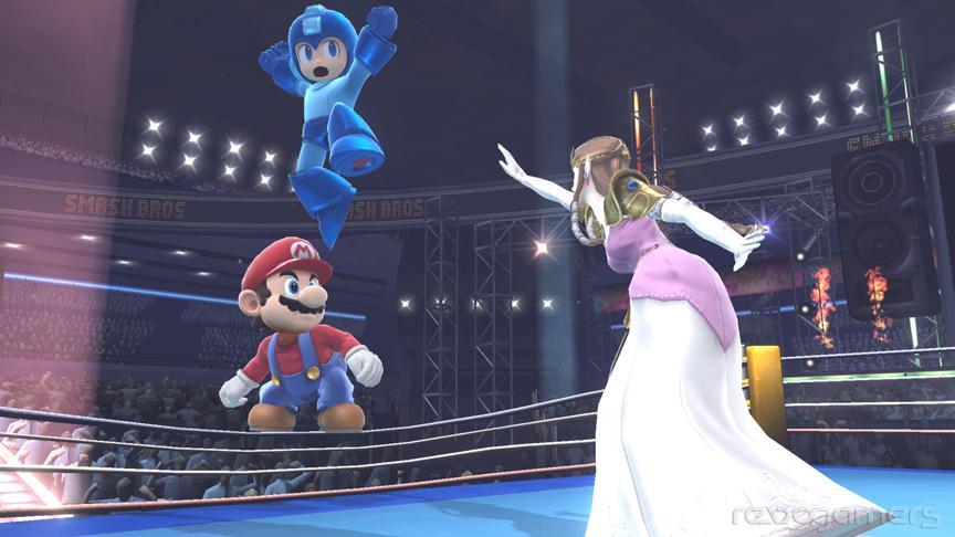 Super Smash Bros. nuevo escenario