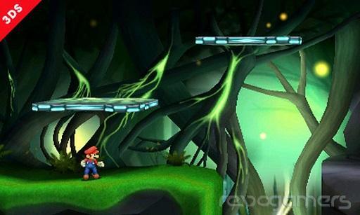 Modo 1 jugador Super Smash Bros. Wii U y 3DS