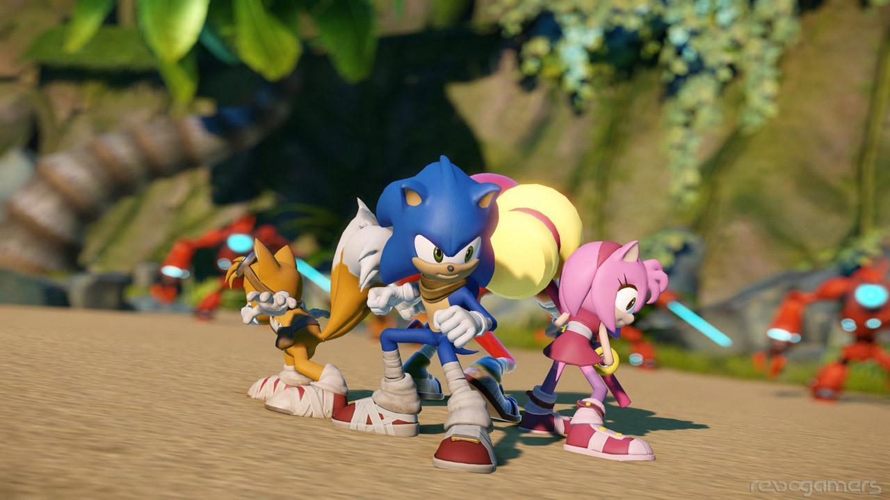 Sonic Boom Wii U
