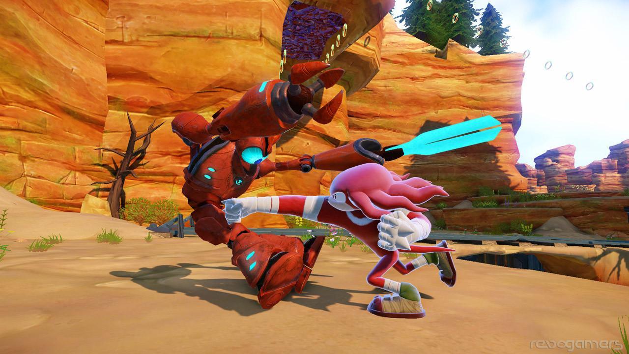 Sonic Boom: Rise of Lyric E3 2014