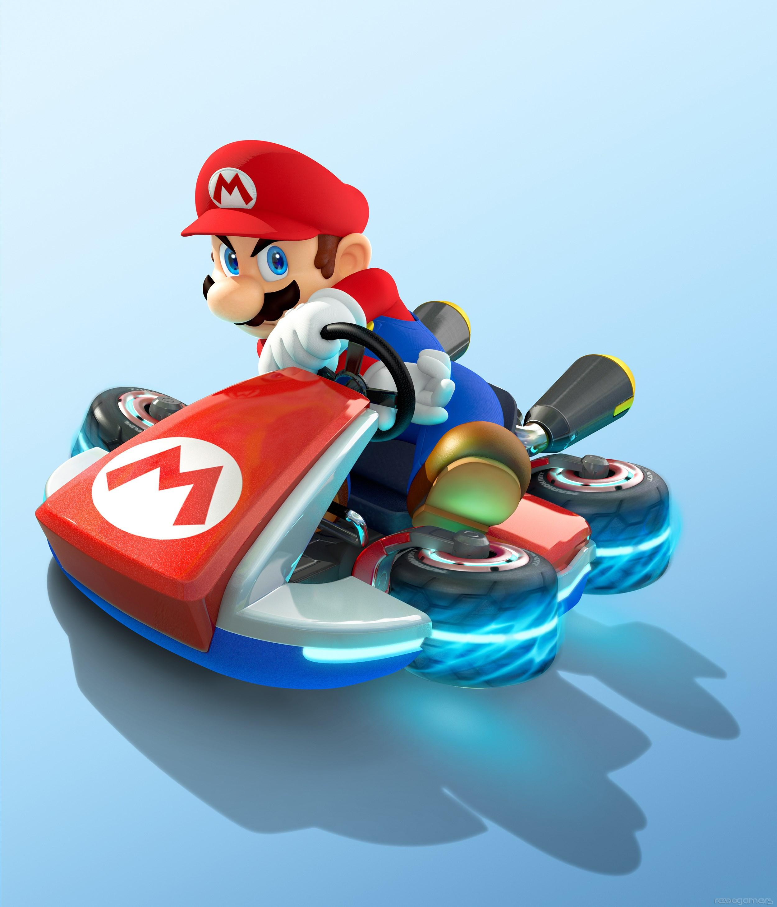 mario kart 8 impresiones vaya cambio wii u revogamers. Black Bedroom Furniture Sets. Home Design Ideas