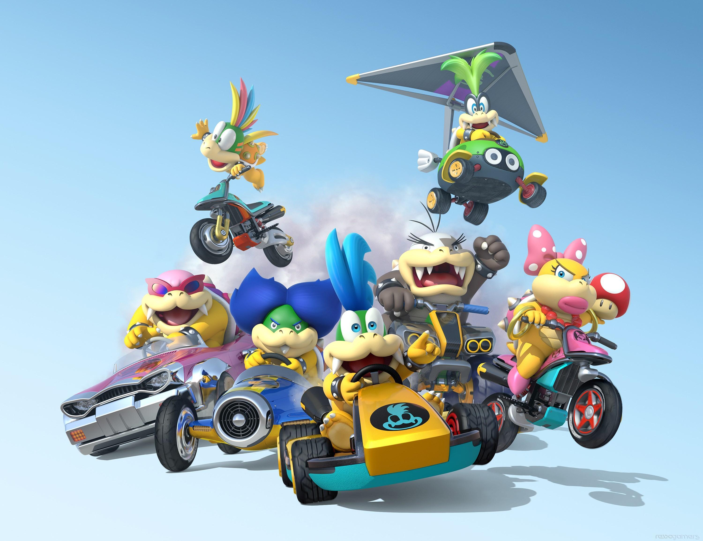 Análisis Mario Kart 8 Wii U