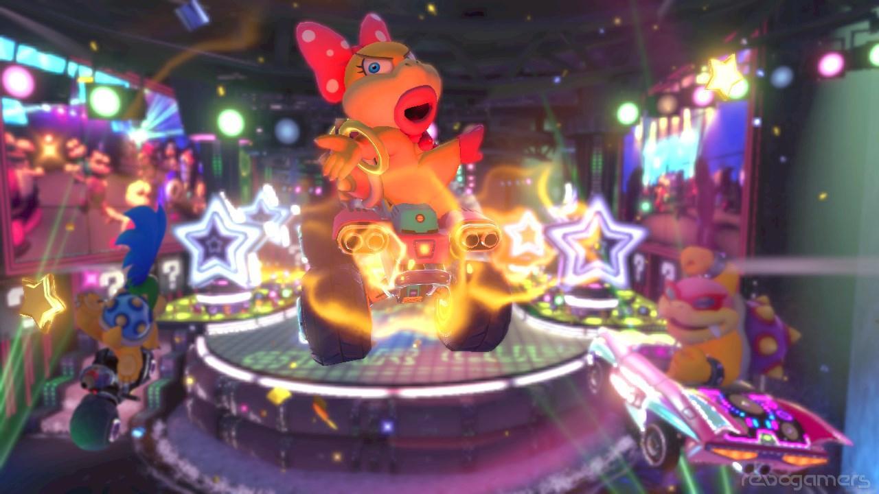 Trucos para Mario Kart 8