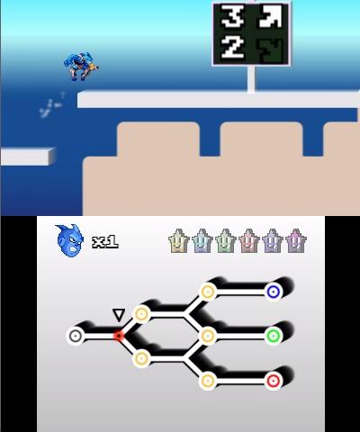 Cubit the Hardcore Platformer Robot