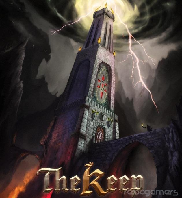 The Keep Nintendo 3DS