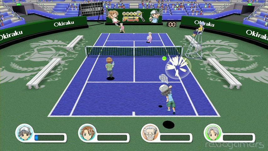 Family Tennis SP Wii U