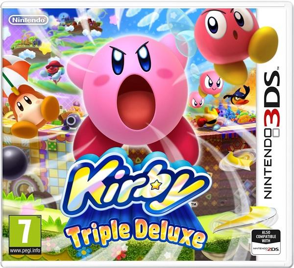 Kirby enfadado