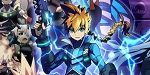 Gunvolt VS Shovel Knight en Azure Striker Gunvolt 2