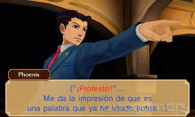 Profesor Layton vs. Phoenix Wright: los juicios