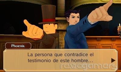 El Profesor Layton vs. Phoenix Wright: Ace Attorney