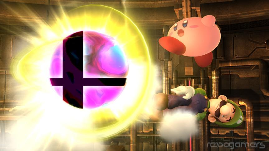 Smash Ball Super Smash Bros. Wii U