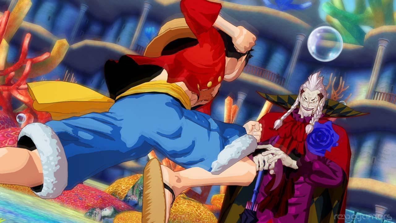 One Piece Wii U