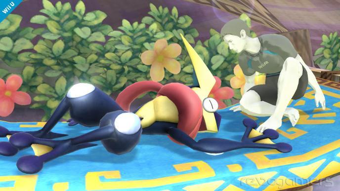 Escenarios Super Smash Bros Wii U