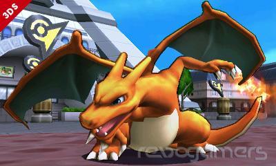 Super Smash Bros para Nintendo 3DS