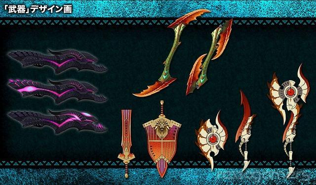 Monster Hunter 4 Ultimate - E3 2014