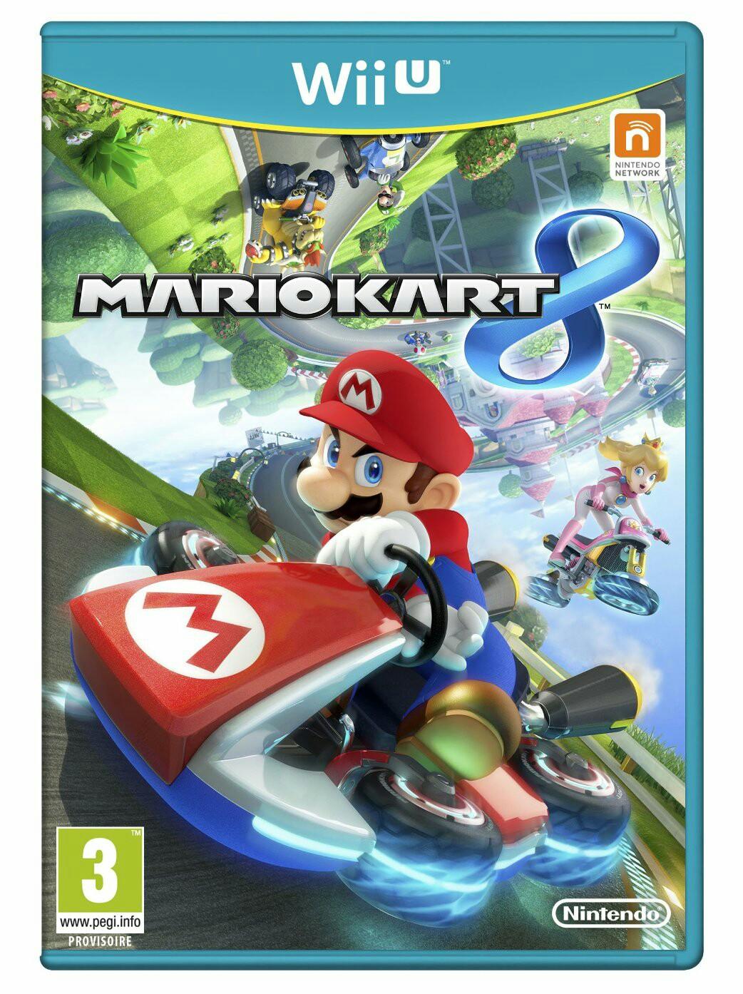 Caja Mario Kart 8