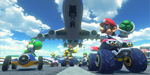 Ganador del concurso rel�mpago Mario Kart 8