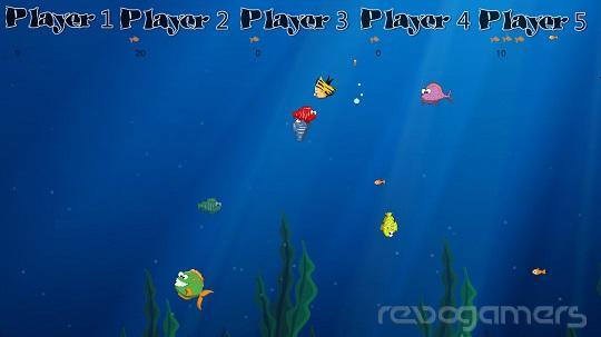 Plenty of Fishes Wii U