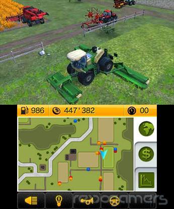 Farming Simulator 2014 Nintendo 3DS