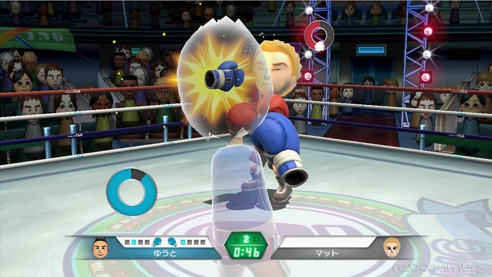 Wii Sports Club - Baseball y Boxeo