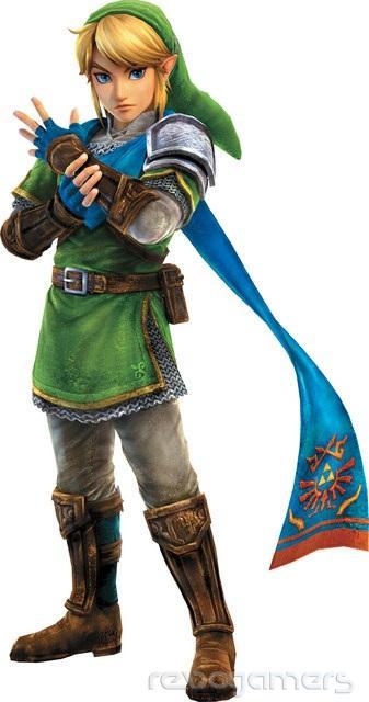Link en Hyurle Warriors