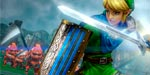 Comparando en v�deo Hyrule Warriors: Wii U vs 3DS vs New 3DS