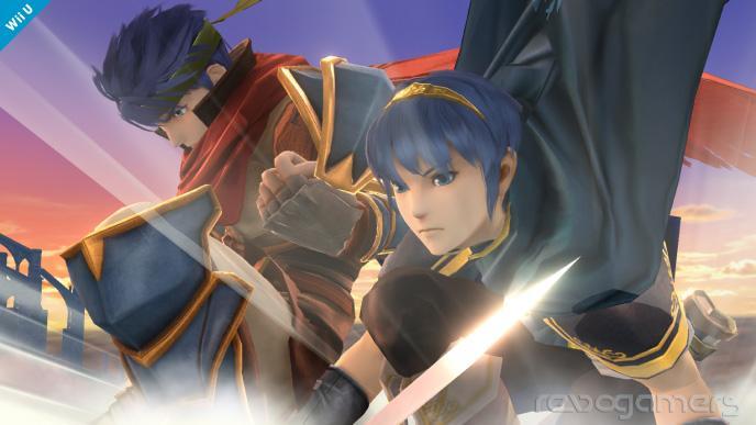 Ike Super Smash Bros Wii U