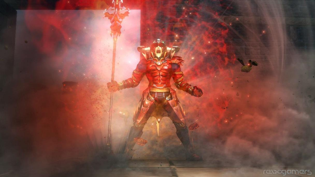 Valga Hyrule Warriors