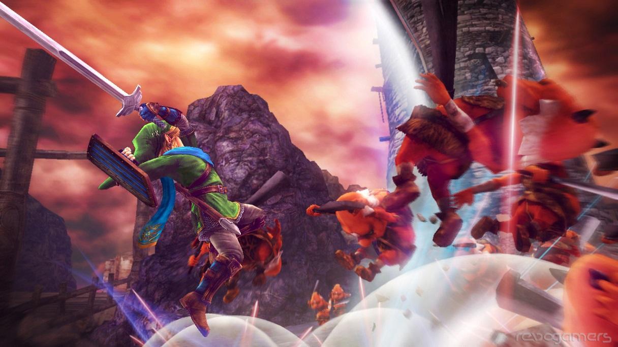 Hyrule Warriors E3 2014